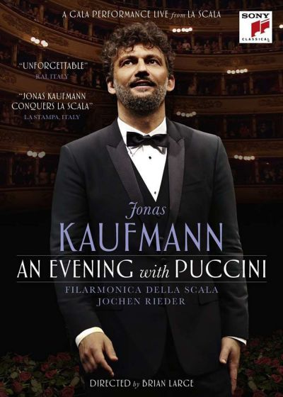 Jonas Kaufmann : An Evening with Puccini - DVD
