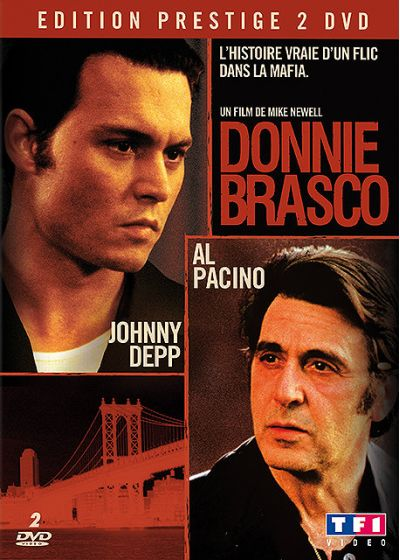 Donnie Brasco (Édition Prestige) - DVD