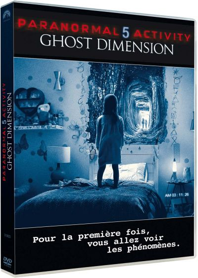 Paranormal Activity 5 : Ghost Dimension - DVD