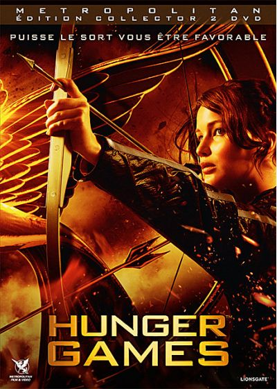 Hunger Games (Édition Collector) - DVD