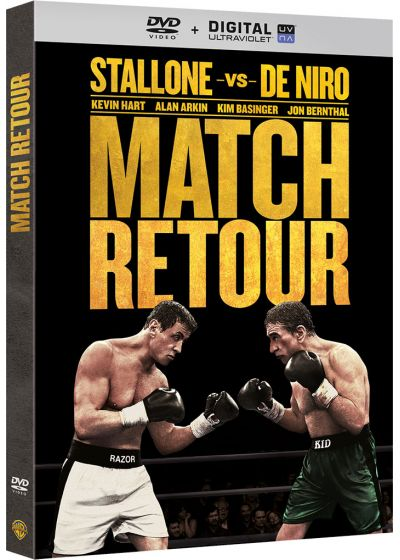 Match retour (DVD + Copie digitale) - DVD
