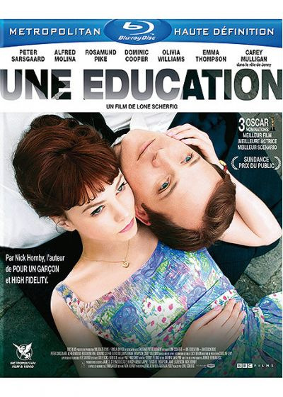 Une éducation - Blu-ray