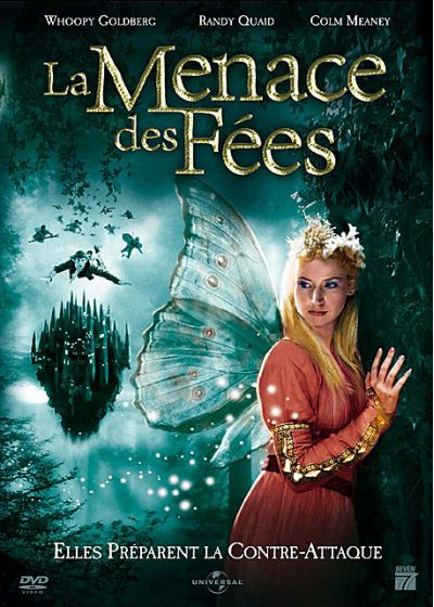 La Menace des fées - DVD