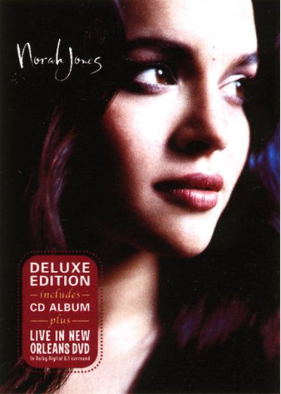 Jones, Norah - Come Away With Me (Édition Luxe) - DVD