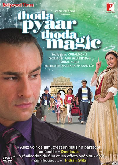 Thoda Pyaar Thoda Magic - DVD