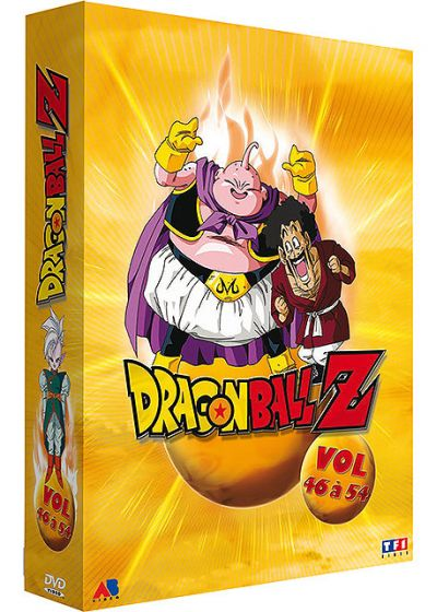 Dragon Ball Z - Coffret - Volumes 46 à 54 - DVD