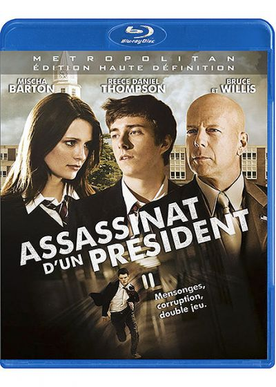 Assassinat d'un président - Blu-ray