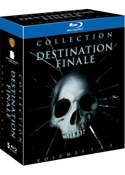 Collection Destination finale - Volumes 1 à 5 - Blu-ray