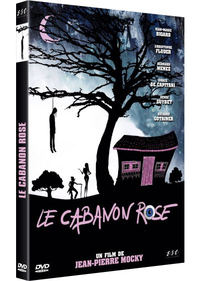 Le Cabanon rose - DVD