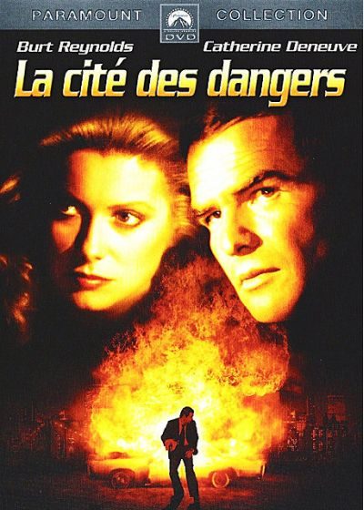 La Cité des dangers - DVD