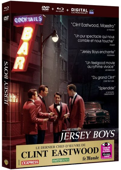 Jersey Boys (Combo Blu-ray + DVD + Copie digitale) - Blu-ray