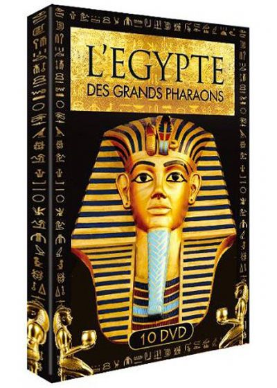 L'Egypte des grands Pharaons - DVD
