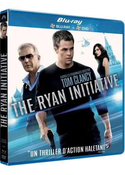 The Ryan Initiative (Combo Blu-ray + DVD) - Blu-ray