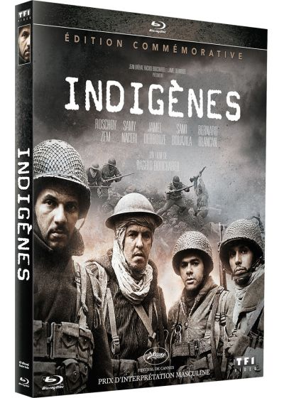 Indigènes (Édition Commemorative) - Blu-ray