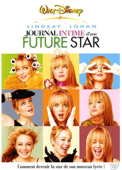 Journal intime d'une future star - DVD