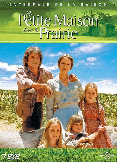DVDFr - La Petite maison dans la prairie - Saison 10 - DVD