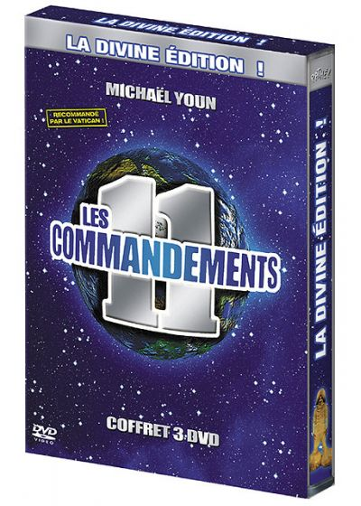 Les 11 Commandements (Divine Edition) - DVD