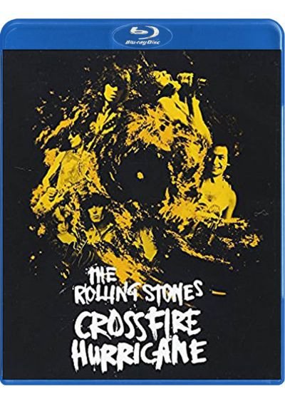 The Rolling Stones : Crossfire Hurricane - Blu-ray
