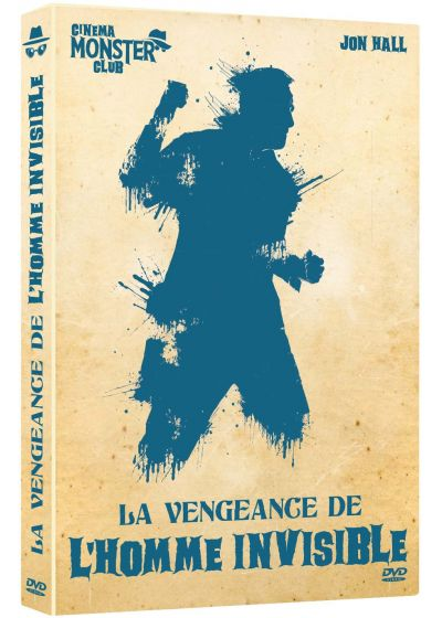 La Vengeance de l'homme invisible - DVD