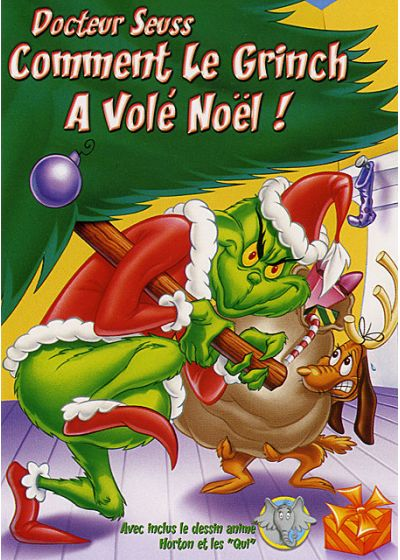Comment le Grinch a volé Noël ! - DVD