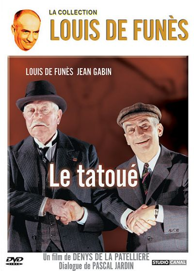 Le Tatoué - DVD