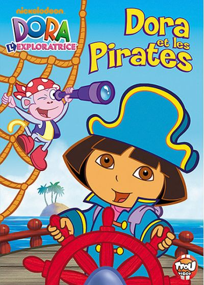 Dora l'exploratrice - Vol. 7 : Dora et les pirates - DVD
