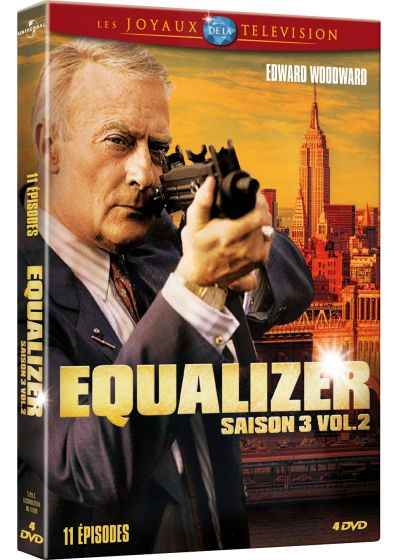 Equalizer - Saison 3 - Vol. 2 - DVD