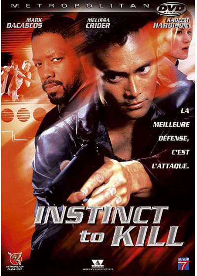 Instinct to Kill - DVD