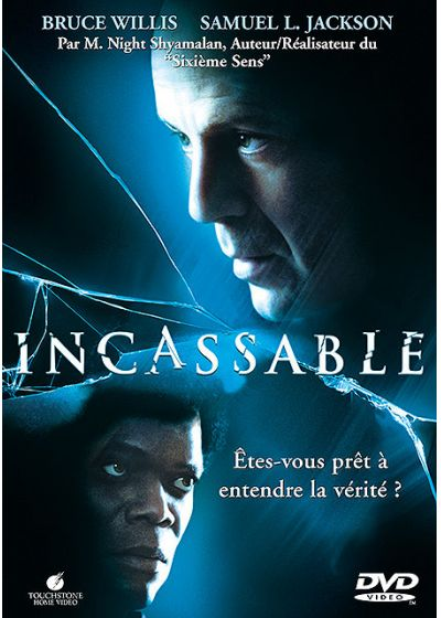 Incassable (Édition Single) - DVD