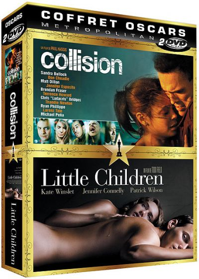 Coffret Oscars : Collision + Little Children (Pack) - DVD