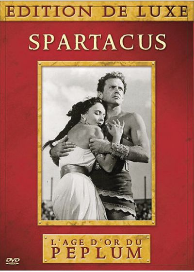 Spartacus (Edition Deluxe) - DVD