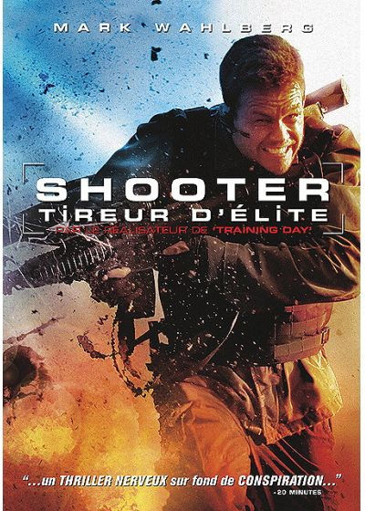 Shooter - Tireur d'élite - DVD