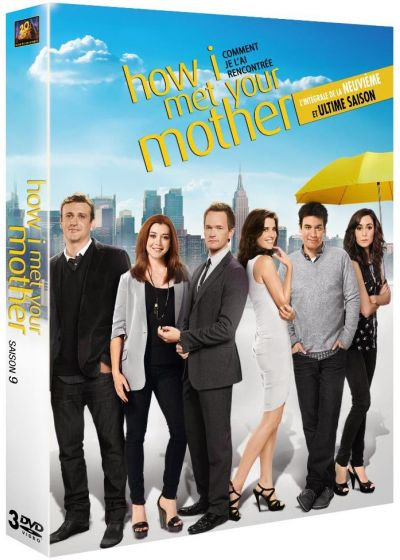 How I Met Your Mother - Saison 9 - DVD