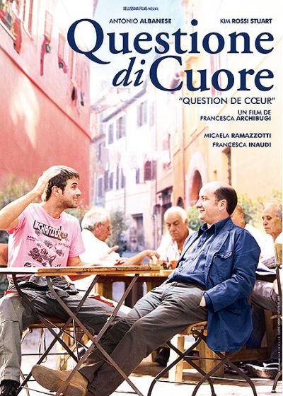 Questione di cuore (Question de coeur) - DVD