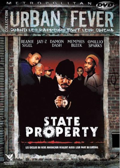 State Property - DVD