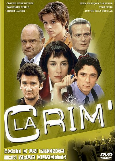La Crim' - Vol. 4 - DVD