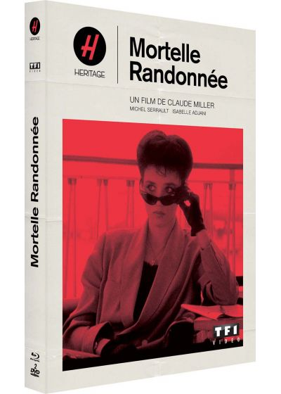 Mortelle randonnée (Édition Digibook Collector Blu-ray + DVD + Livret) - Blu-ray