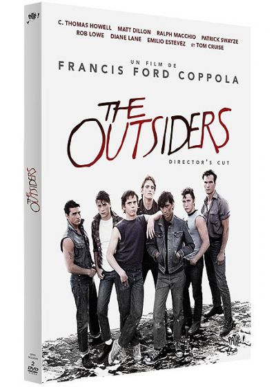 The Outsiders (Édition Limitée) - DVD