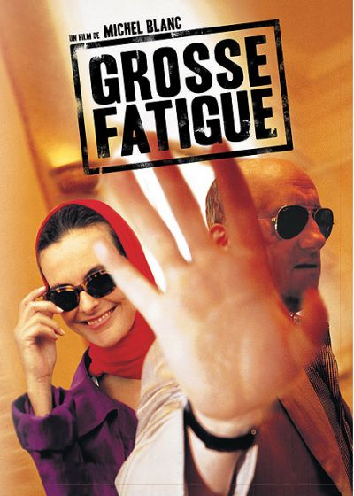 Grosse fatigue - DVD