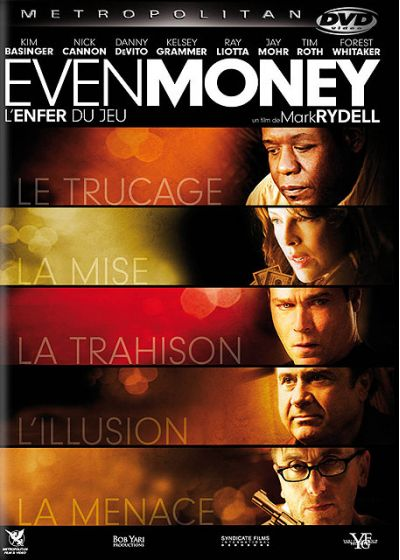 Even Money - L'enfer du jeu - DVD