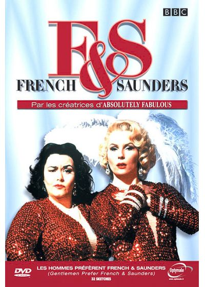 French & Saunders - Les hommes préfèrent French & Saunders - DVD
