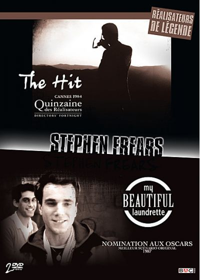 Stephen Frears : The Hit + My Beautiful Laundrette (Pack) - DVD