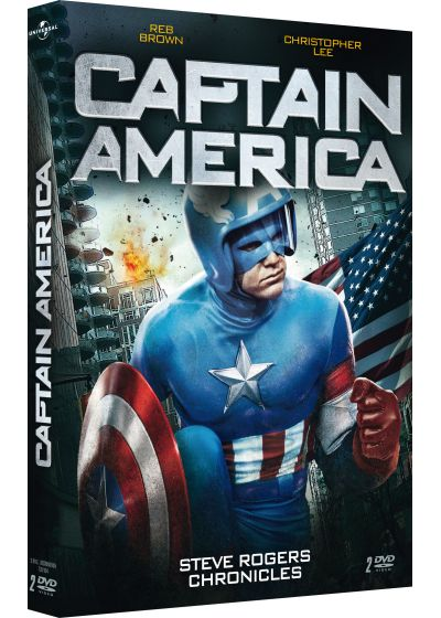 Captain America - Steve Rogers Chronicles - DVD