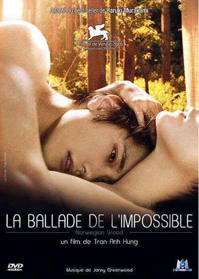 La Ballade de l'impossible - DVD