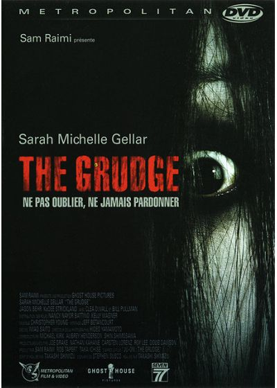 The Grudge (Édition Simple) - DVD