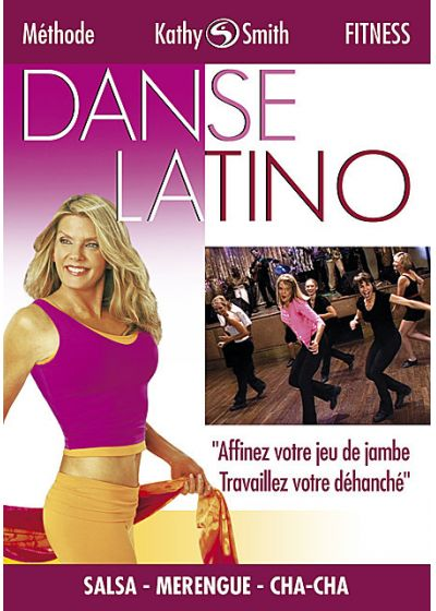Kathy Smith - Danse Latino - DVD