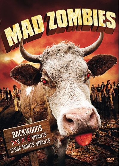 Mad Zombies - DVD