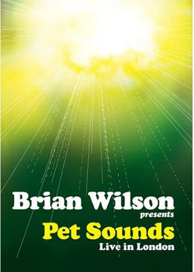 Wilson, Brian - Pet Sounds Live In London - DVD