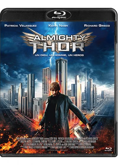 Almighty Thor - Blu-ray