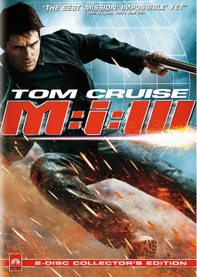M:I-3 - Mission Impossible 3 (Édition Collector) - DVD